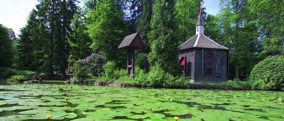 Englischer Garten Eulbach Wildpark Und Top Ausflugsziel